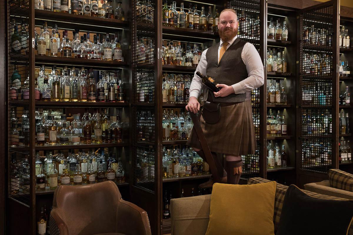 Professional hotel Photographer - Bars & Beverages