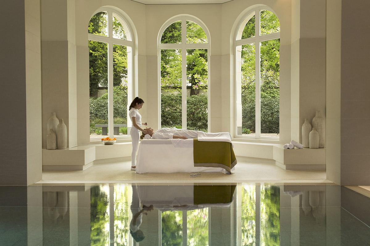 Fotografare gli interni di un hotel - benessere e spa