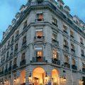 Hotel Balzac - Paris  France - 2007