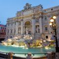Fontana di Trevi - Roma - 2016